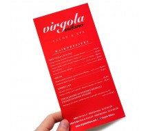 Flyer 10x21 Papel 135g Brillo