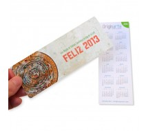 Calendario 350g Plastificado Mate